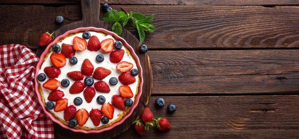 Najlepšie ovocné koláče